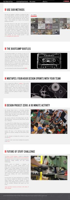 Useful Design Thinking tools from Stanford's D school Ui Ux Design, Tool Design, Design Process, Process Flow, Web Business, Business Design, Creative Thinking, Design Thinking, D School