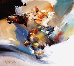 Braca Djurkovic - Painter - Official Website - Oil on Canvas Oil Pastel Paintings, Dance Paintings, Realistic Paintings, Animal Paintings, Horse Sketch, Watercolor Horse, Motif Floral, Horse Art, Art Plastique