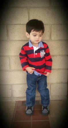Fashion toddler boy #swag