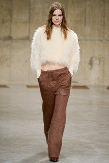 shearling Topshop Unique AW13-14