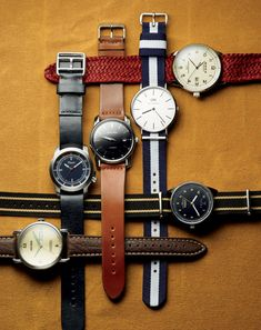 Fine casual watches. http://www.moderngentlemanmagazine.com/cars-and-watches-link-between-the-beauties-and-the-beasts/