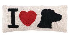 Dog Love Decorative Throw Pillow
