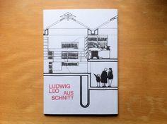 Ludwig Leo - Ausschnitt (exhibition catalogue)