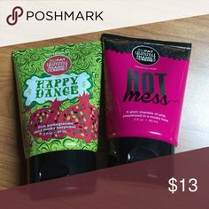 Perfectly Posh BFYHC set Perfectly Posh New Big Fat Yummy Hand Cream set includes Happy Dance And Hot Mess Amazing for your skin Bundle and SAVE Other