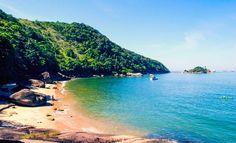 8 praias desertas para você explorar no litoral paulista