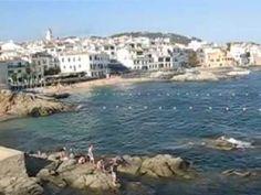BEGUR. En este pueblo de la costa brava de Girona vivió Carmen y aquí dejó este mundo.