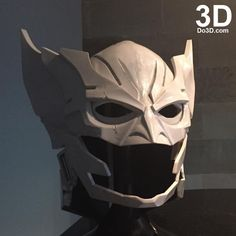 3D Printable Model: X-Men Variant Play Arts Kai Logan Wolverine Full Body Armor Suit and Helmet (SQUARE ENIX Action Figure Version)| Print File Format: STL – Do3D.com