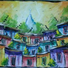 Favela  By F.Thiago