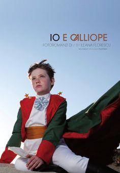 Io e Calliope. Fotoromanzi di Ileana Florescu. Ediz. italiana e inglese Designed by Nicola Veccia Scavalli