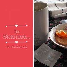 Sickness has a way of revealing the health of your marriage. Kristi shares her experience. Catholic Marriage, Christian Marriage, Life Moments, Play To Learn, Chronic Illness, Sick, Health, Spiritual, Articles