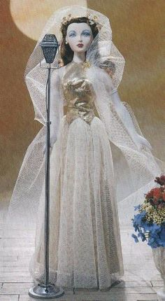 Ashton Drake Gene Marshall Doll | Farewell Golden Moon Outfit - Ashton Drake Dolls