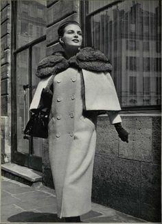 1954-55 - Balenciaga coat