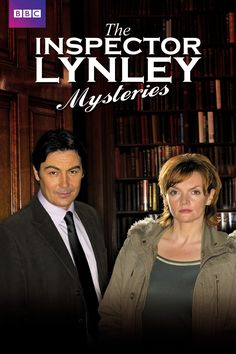 The Inspector Lynley Mysteries starring Nathaniel Parker and Sharon Small.