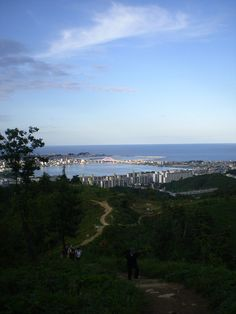 #Cheongdaesan - A nice little hiking place about 1 hour up and 30 minutes down |  #Sokcho, Korea