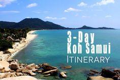3 Day Koh Samui Itinerary