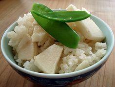 Takenoko Gohan (Bamboo shoot rice)