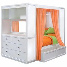lea nickelodeon rooms tween nick the retreat full bed