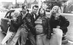 Cry Baby (1990) by John Waters with Tracy Lords and Johnny Deep.