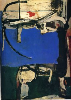 Richard Diebenkorn: Urbana no.2 (The Archer) 1953