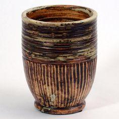 Stoneware vase by Bode Willumsen N2909