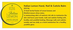 Italian Hand cream