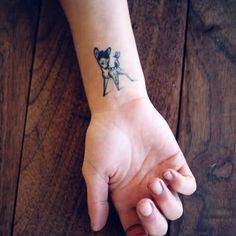 awesome Top 100 Sweet Tattoo for girl part 1 | New post on www.tattoologist.com // Bambi #tattoo #tattoologist #tattoologistofficial Check more at http://4develop.com.ua/top-100-sweet-tattoo-girl-part-1/