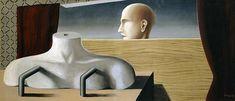 1926-1930 Surrealism Paris Years - Matteson Art       The Migrant Angel, 1926