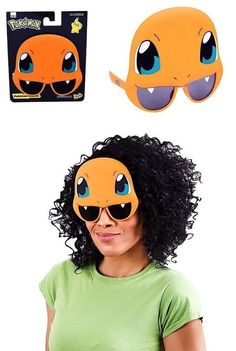 Sun-Staches Charmander Novelty Gift Item Pokemon