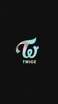 TWICE Logo Twice, Kpop Logos, Twice Album, Heath Ledger Joker, Twice Fanart, Nayeon Twice, Fandom, Doja Cat, Twice Kpop