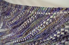 MOA (Mother -of-All) Shawl by Nick Davis free on Ravelry