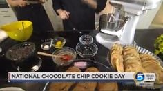 National chocolate chip cookie day with Harmons | KSL.com