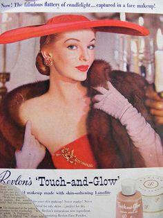 Revlon vintage makeup