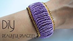 Bracelet ! How to make bracelets ! Black Pearl