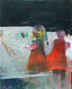 Catherine Seher Geste - 100 cm X 81 cm
