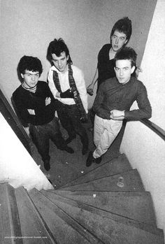 The cure- wow an early pic!