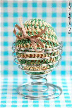 Crochet Pisanki / Kraszanki