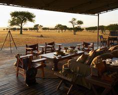 Photographic safari, team building photo safari and wildlife photography course accommodation Singita Sabora Tented Camp, Grumeti, Serengeti, Tanzania