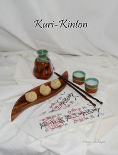 Kuri-Kinton (Dulce Japonés)