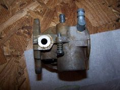 Converting a Generator to Run on Propane : 17 Steps (with Pictures) - Instructables Tri Fuel Generator, Propane Generator, Natural Gas Generator, Butterfly Valve, Copper Tubing, Cool Tools, Old Things, Running, Pictures
