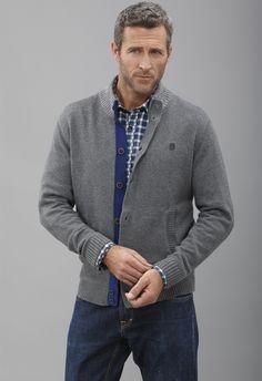 Chaqueta tricot Massana