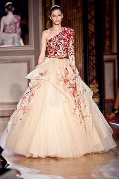 Zuhair Murad - Paris Haute Couture: Fall 2011 by Simon Ackerman, via Flickr