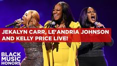 Le'Andria Johnson , Kelly Price and Jekalyn Carr Honor Yolanda Adams Adam Black, Bright Stars, Godly Woman, Gospel Music, Me Me Me Song, Kinds Of Music, Things To Know, Choir, Rock Music
