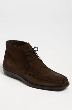$495, Tod's Quinn Ankle Boot. Sold by Nordstrom. Click for more info: https://lookastic.com/men/shop_items/32459/redirect