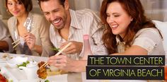 Town Center of Virginia Beach - Great shopping and dining!
