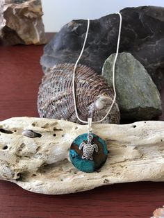 Excited to share the latest addition to my shop: Patina Copper Sea Turtle Turtle Jewelry, Dandy, Driftwood, Turquoise Necklace, Copper, Etsy Shop, Pendant Necklace, Sea, Trending Outfits