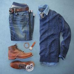 Really like these jeans and shoes