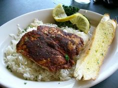 HOW TO: blacken chicken or fish