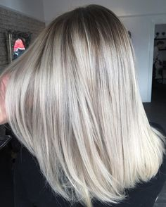 "88 Likes, 5 Comments - Little Black Salon (@littleblacksalon) on Instagram: ""L❤VE when my little blonde beauty comes to visit. #colour #sass #sleek #blends #colourmelt…"""