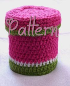 #Crochet box pattern   Perfect in Cascade Pacific #yarn!