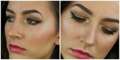 Bronze Gold Eye Tutorial + FULL FACE